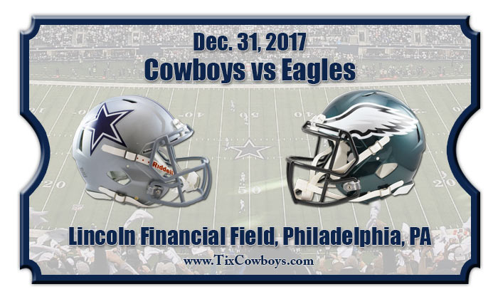 2017 Cowboys Vs Eagles2